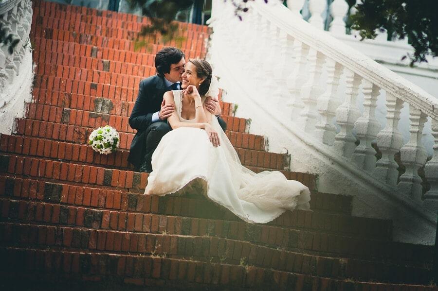 Fotografo de boda en finca el Pendoler en Torrelodones