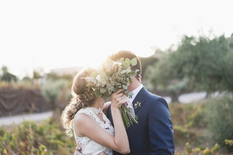 Fotos bonitas de boda en la Finca Airén - Talavera de la Reina
