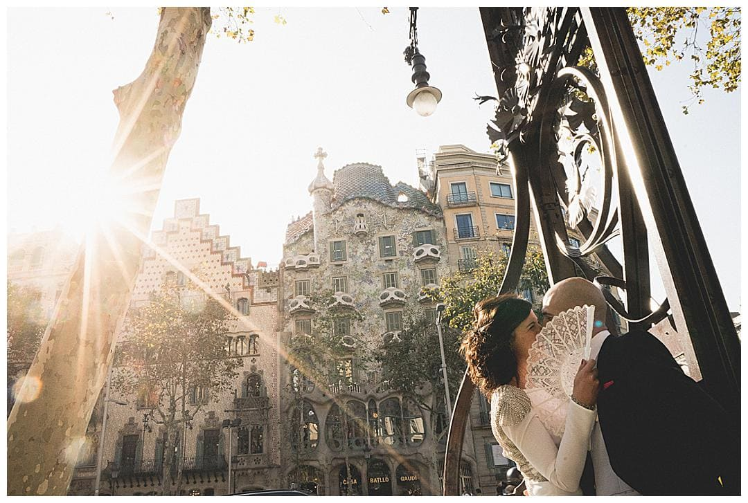 trash the dress Barcelona